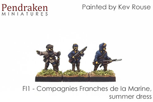 French Indian Wars - French Army Pack