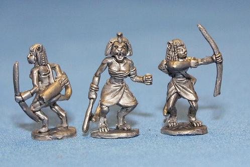 Daughters of Bast Archers