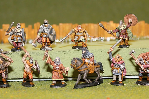 15mm Viking Personalities