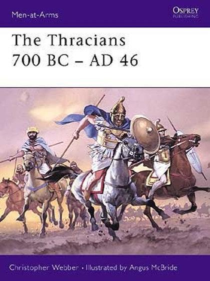 The Thracians 700BC - AD46