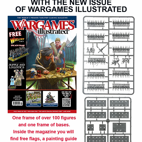 Wargames Illustrated #397 - January 2021
