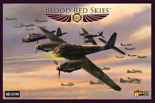 Me 410 Squadron - Blood Red Skies