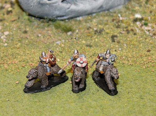 Bear Clan Heavy Cavalry