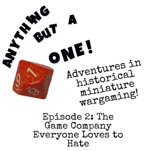 Anything But A One - Podcast Part 2