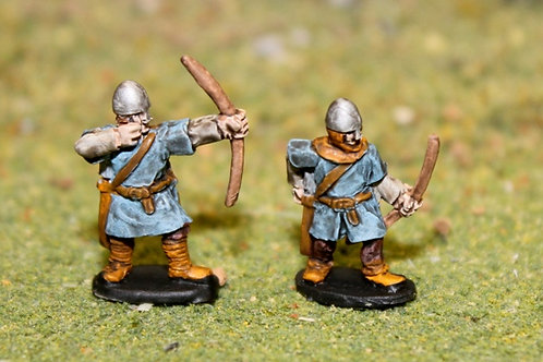 15mm Norman Archers
