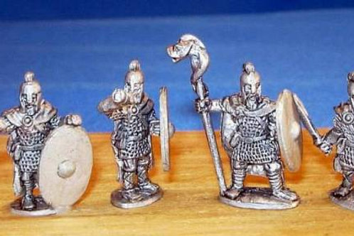 15mm Romano-British Infantry Command