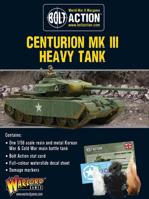 Centurian MKIII Heavy Tank