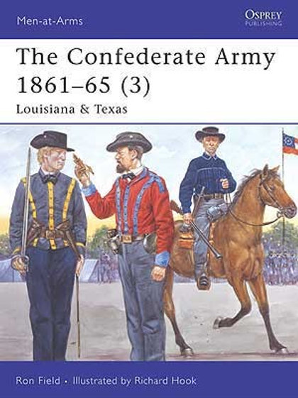 The Confederate Army 1861-65 (3)