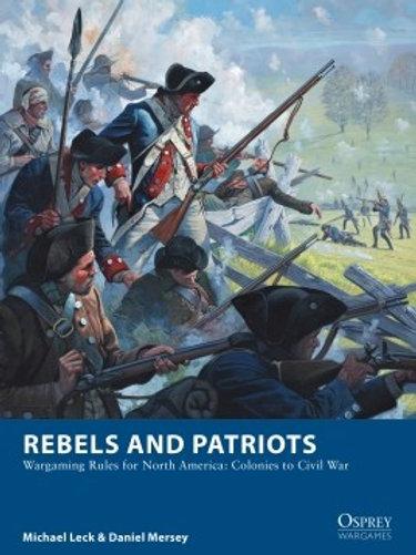 Rebels & Patriots Wargames Rules