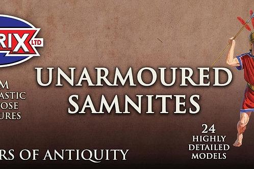 UNARMOURED SAMNITES