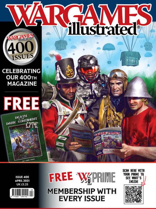 Wargames Illustrated #400 April 2021