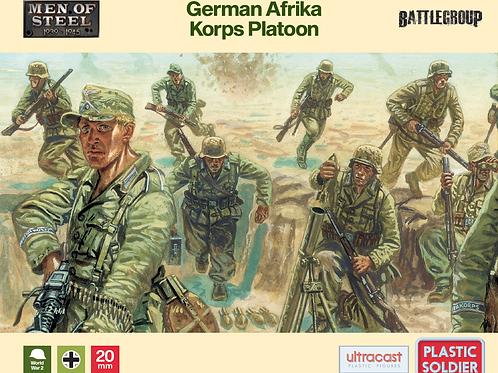 20mm Afrika Korps Platoon