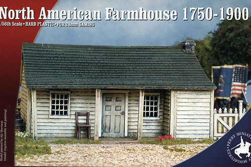 North American Farmhouse 1700-1900