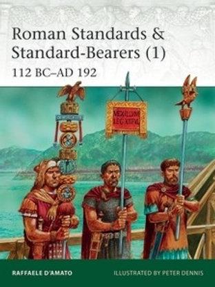 Roman Standards & Standard-Bearers (1)