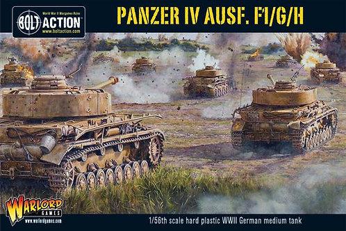 PANZER IV Ausf.F1/G/H MEDIUM TANK