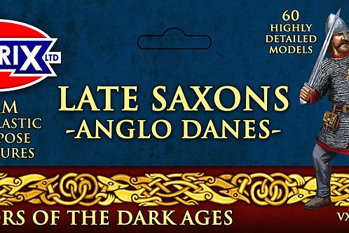 LATE SAXONS/ ANGLO-DANES