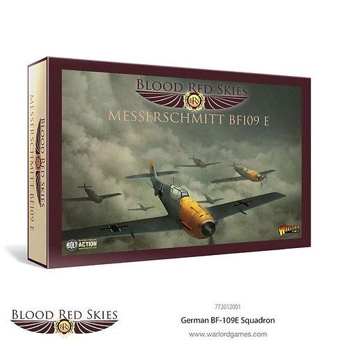 German BF-109E Squadron - Blood Red Skies