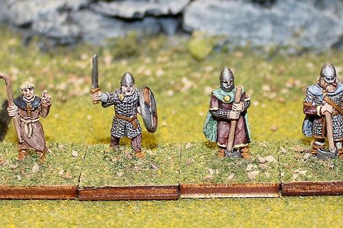 15mm Late Saxon Personalities