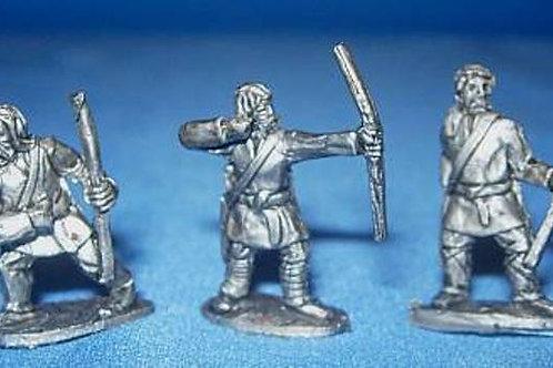 15mm Early Saxon Archers