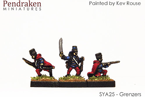 Seven Years War Austro-Hungarian Army