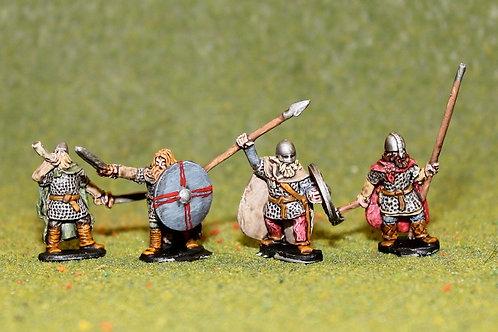 15mm Viking Infantry Command