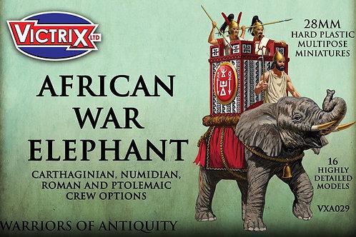 ANCIENT WAR ELEPHANTS