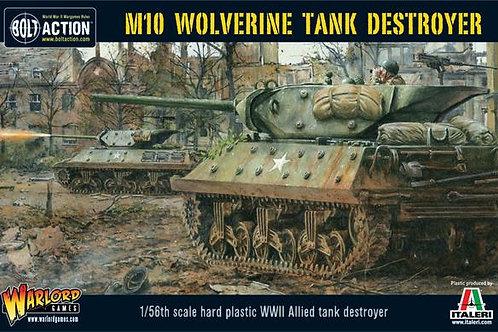M10 TANK DESTROYER - WOLVERINE