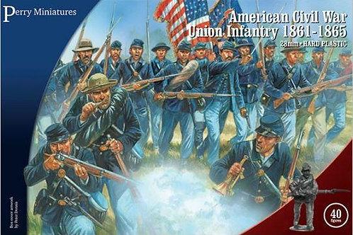AMERICAN CIVIL WAR - UNION INFANTRY