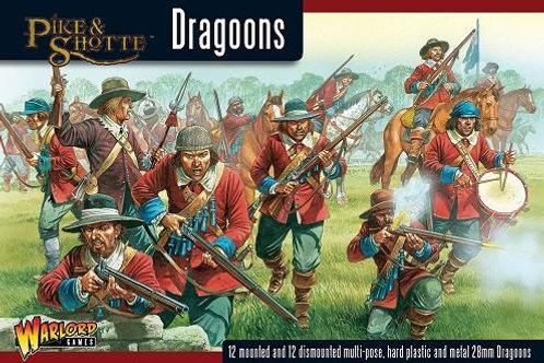 DRAGOONS BOX SET