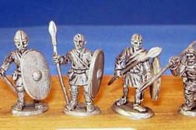 15mm Romano-British Medium Infantry (without helmets)