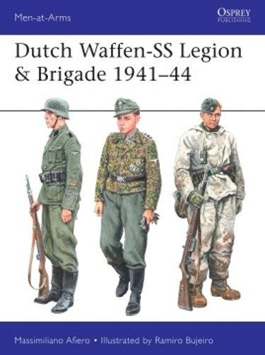 Dutch Waffen-SS Legion and Brigade 1941-44