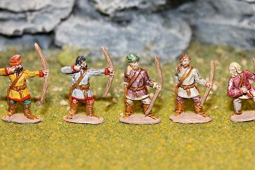 15mm Late Saxon Archers