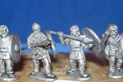 15mm Early Saxon Medium Infantry (1)