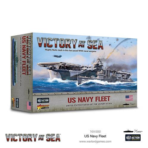 VICTORY AT SEA - US FLEET