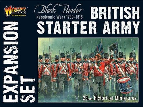 BRITISH STARTER ARMY - EXPANSION SET