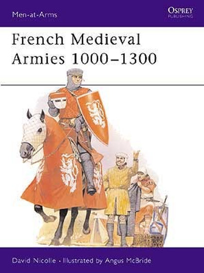 French Medieval Armies 1000-1300