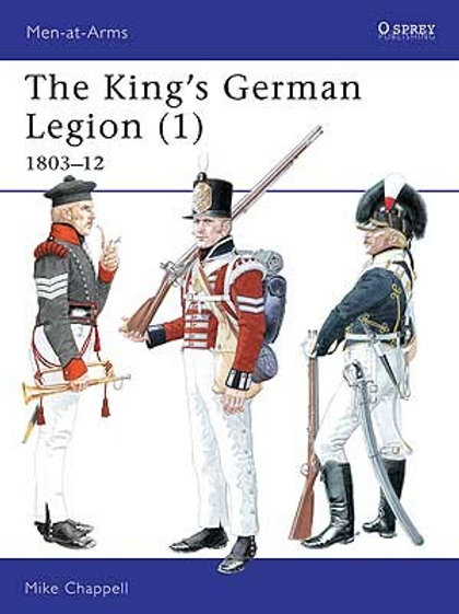 The King's German Legion (1) 1803-1812