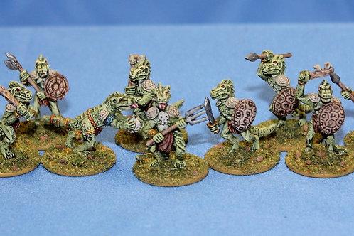 Lizardmen Warband