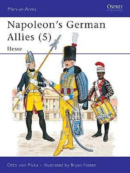 Napoleon's German Allies (5) Hesse