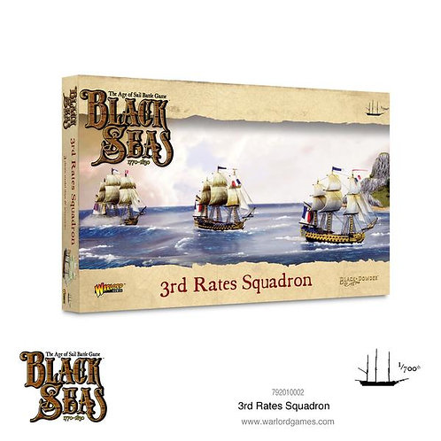 3rd Rates Squadron (1770-1830) - Black Seas