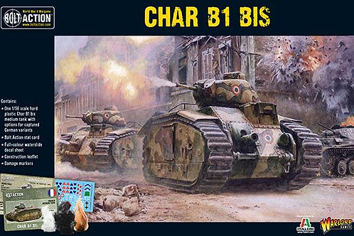 CHAR B1 bis TANK