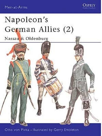 Napoleon's German Allies (2) Nassau & Oldenburg