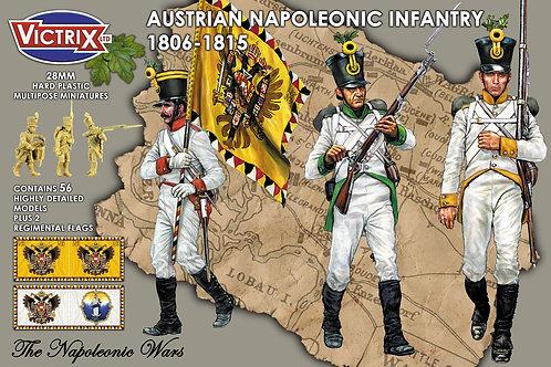 AUSTRIAN INFANTRY 1806-1815