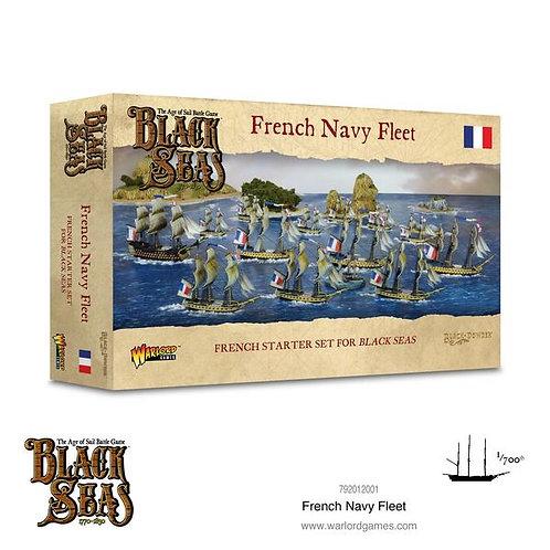 French Navy Fleet (1770-1830) - Black Seas