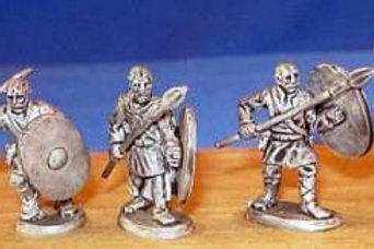 15mm Romano-British Medium Infantry (with spears & helmets)