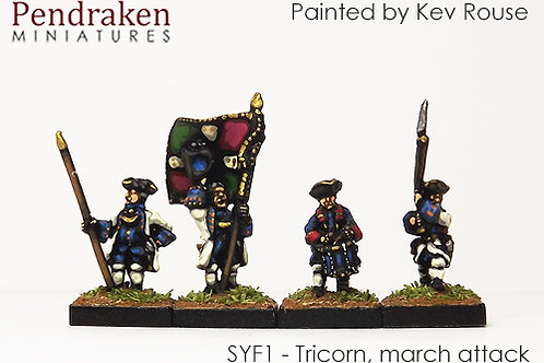 Seven Years War French Army