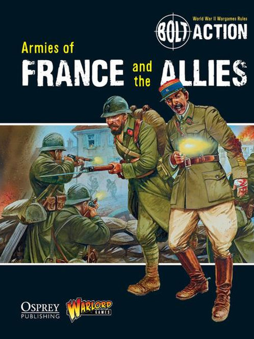 BOLT ACTION - FRANCE & THE ALLIES