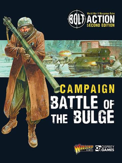 BOLT ACTION - CAMPAIGN: BATTLE OF THE BULGE