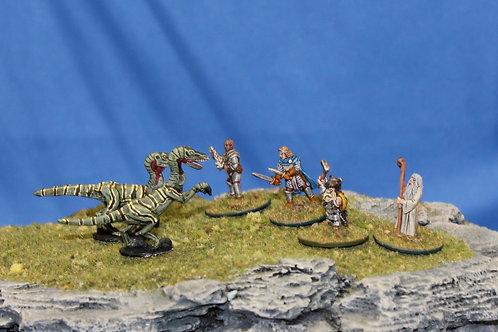 Animals (prehistoric)