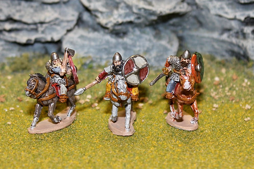 15mm Late Saxon Thegn Cavalry